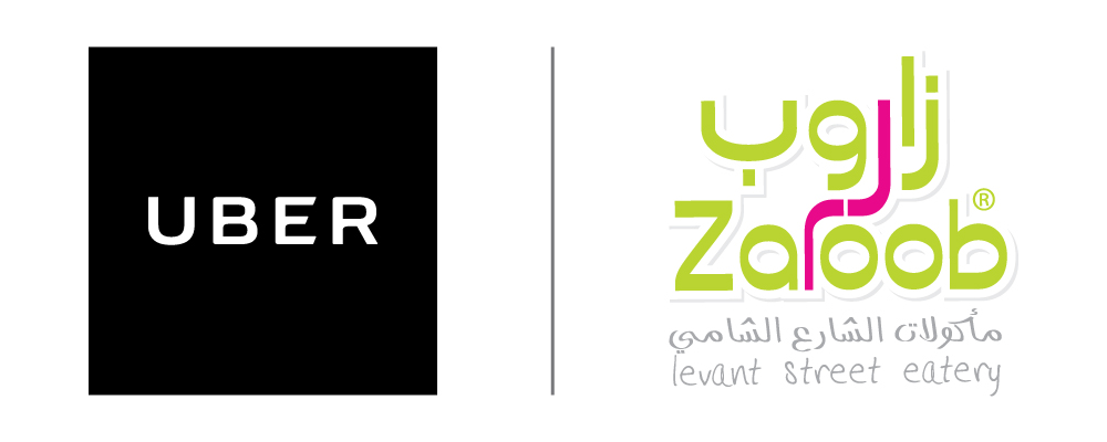 zaroob uber partnership