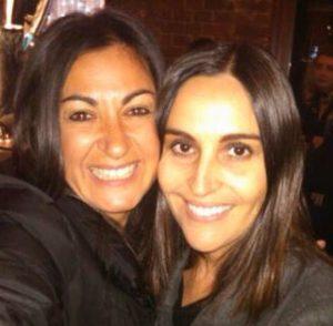 Shoshana and Marta of Yogurt Stop
