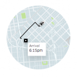 Easy Pickups with Uber
