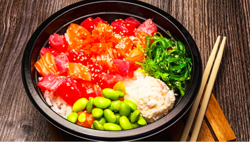 Poke is the trend that's here to stay