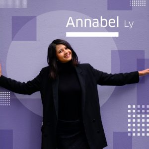 Annabel Ly, Marketing Manager at Uber.