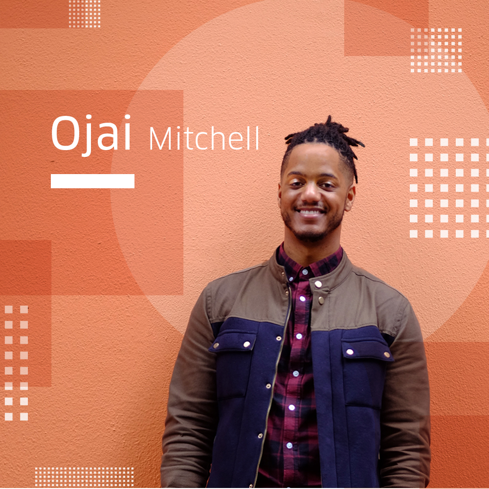 Ojai Mitchell, Product Designer at Uber.