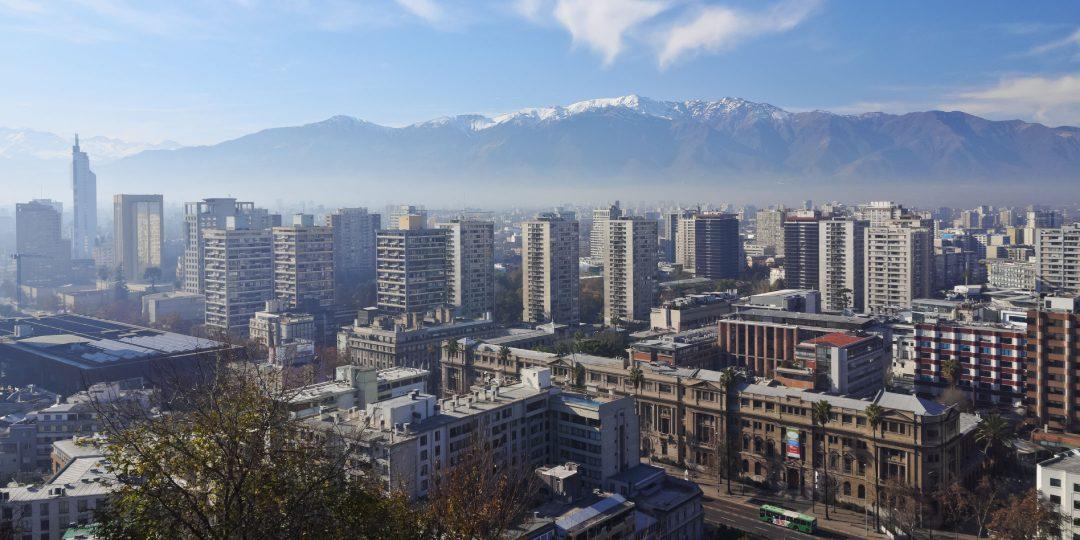 Miradores En Santiago Que No Te Puedes Perder I Uber Blog