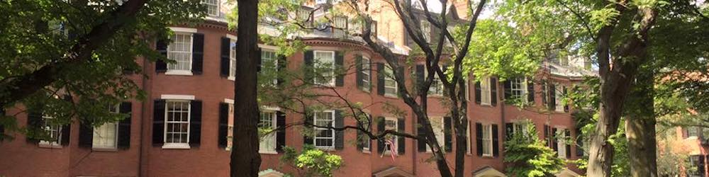 Beacon Hill Boston Uber