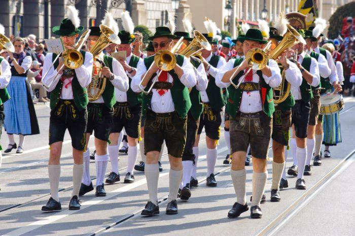 Desfiles Oktoberfest