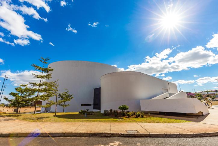 Teatro Municipal Oscar Niemeyer
