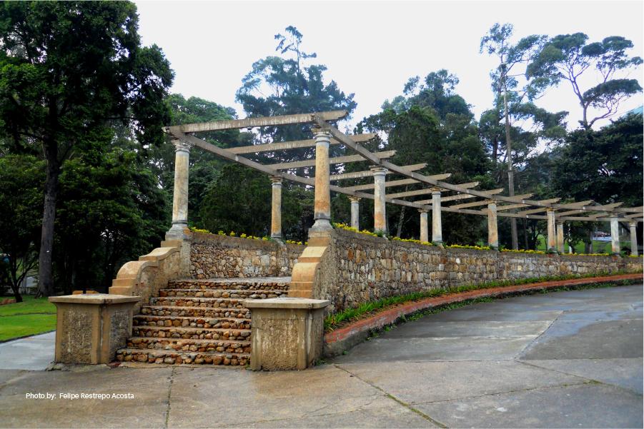parques en Bogotá en los que podrás vivir grandes momentos - Alameda Parque Nacional