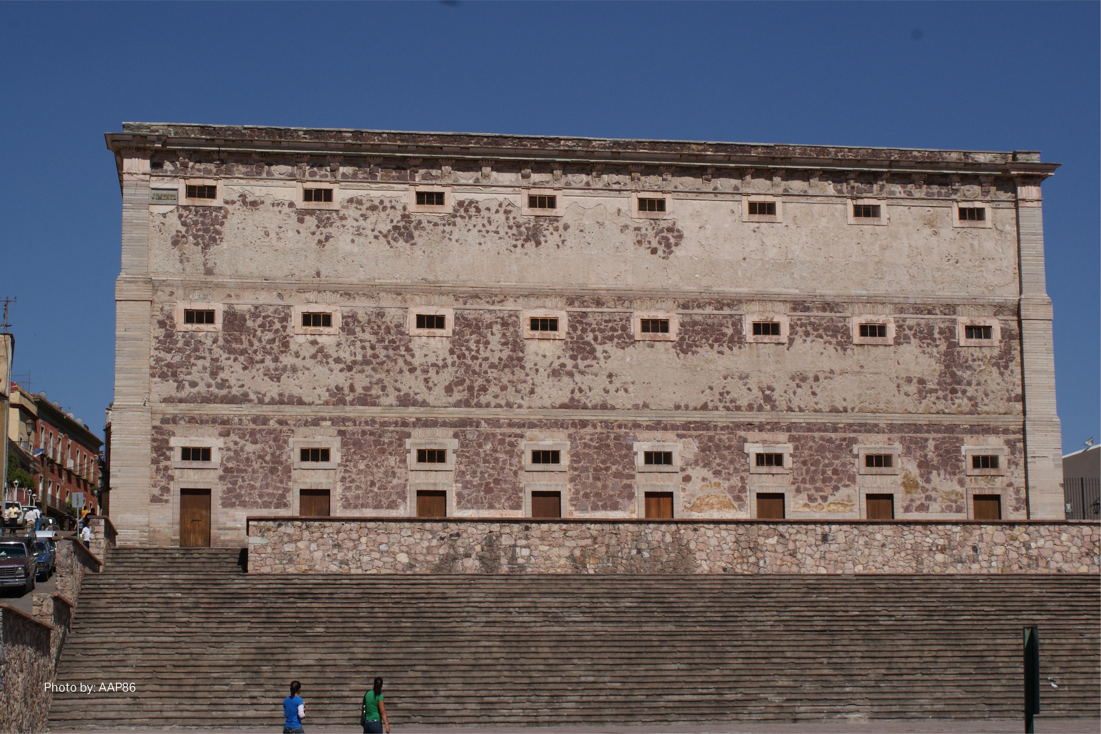 Museo Regional de Guanajuato Alhóndiga de Granaditas