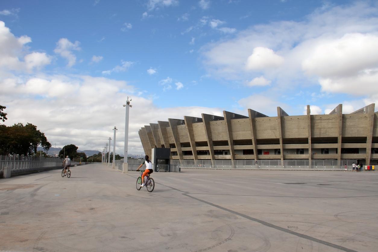 Mineirão - Museu Brasileiro do Futebol