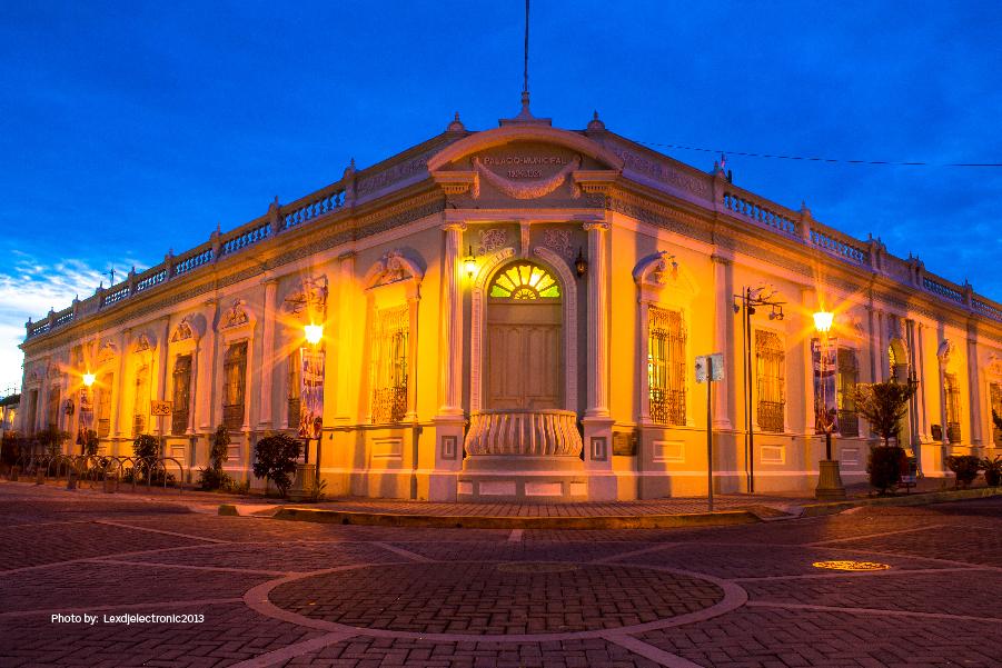 Paseo el Carmen en San Salvador