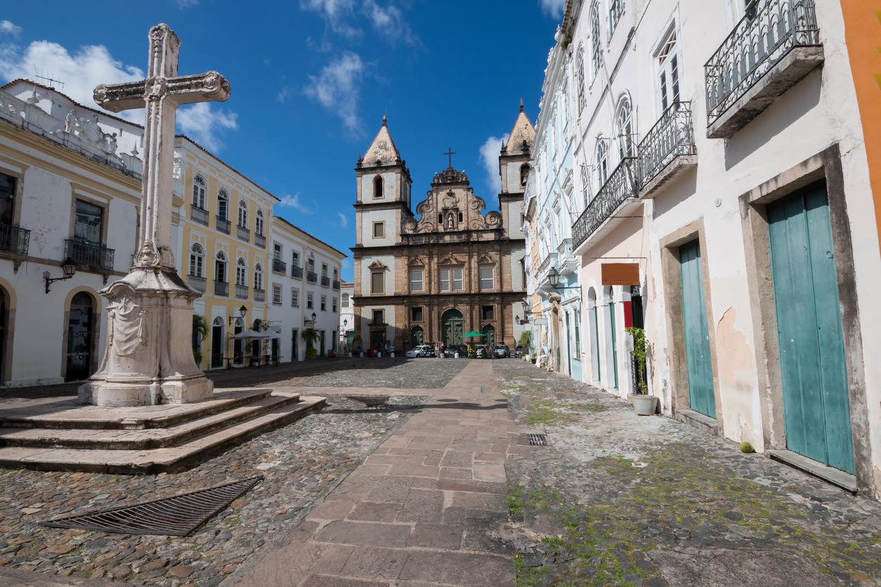 Church of São Francisco - Bahia Brazil