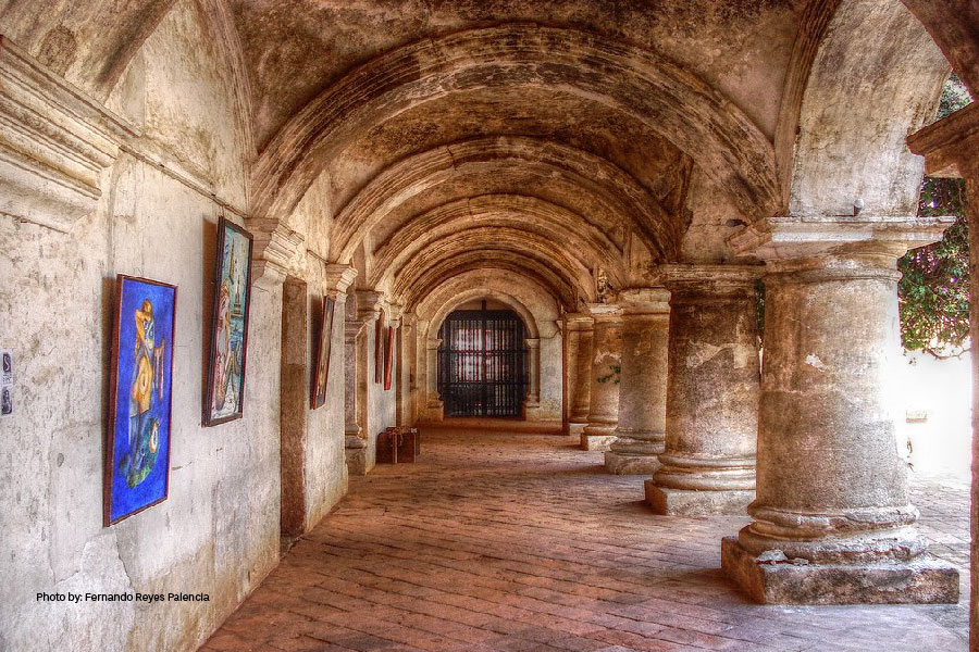 El Convento de Capuchinas