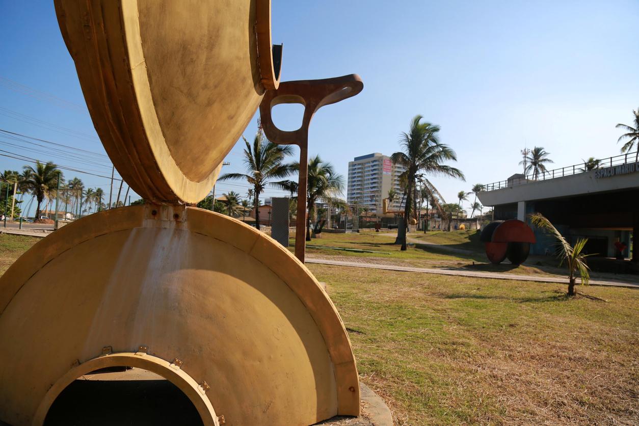 Parque de Pituaçu em Salvador