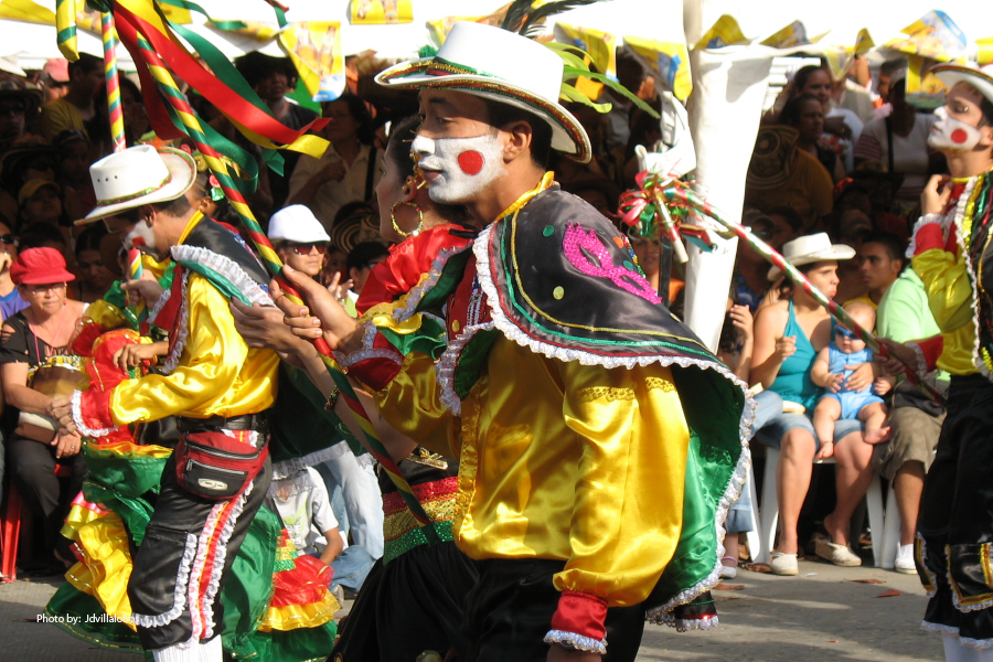 Desfiles en el Carnaval de Barranquilla
