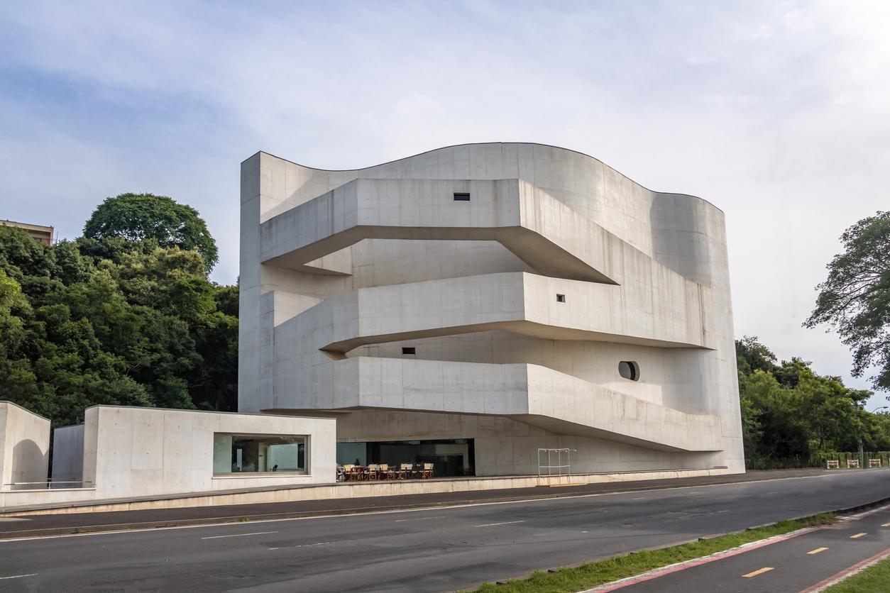 Fundação Iberê Camargo, Porto Alegre