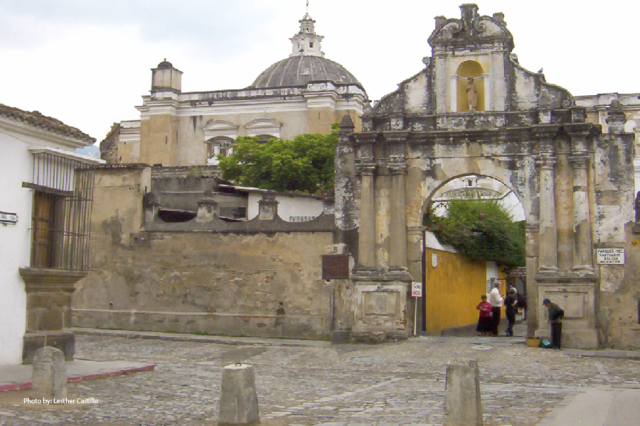 Iglesia de San Francisco, Antigua Guatemala