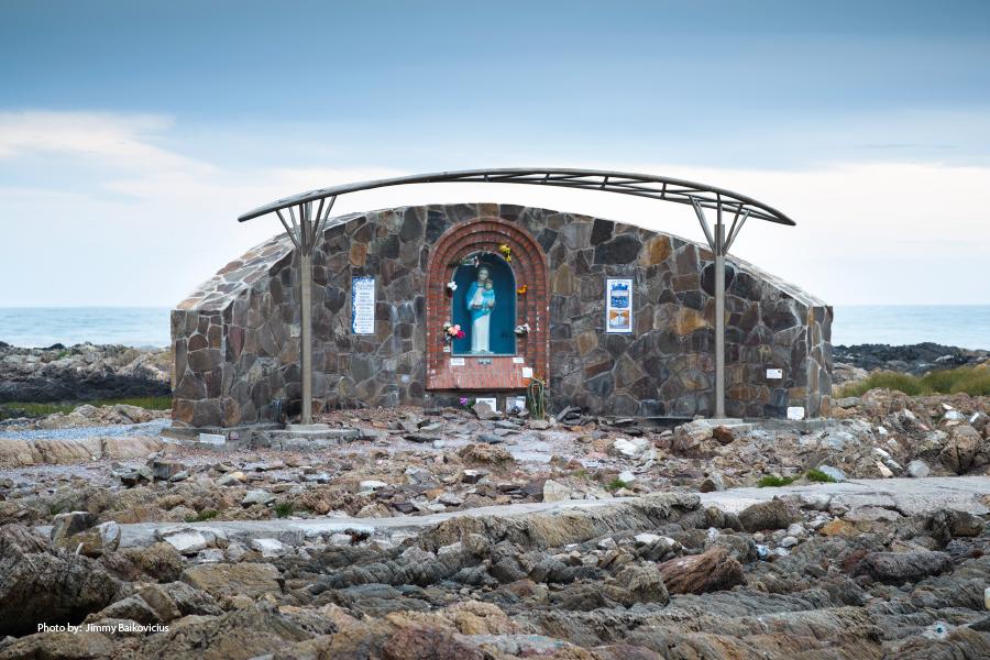 Iglesia de la Candelaria en Punta del Este
