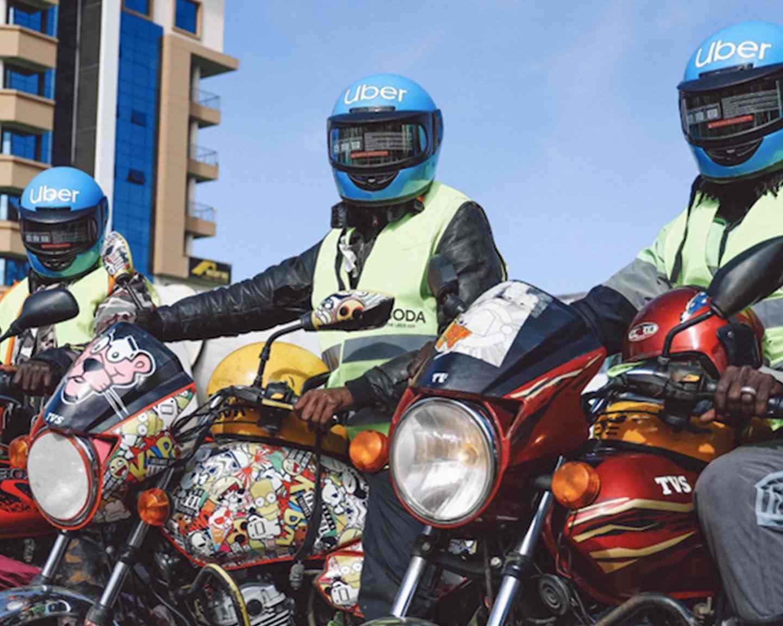 Uber ride options Kenya