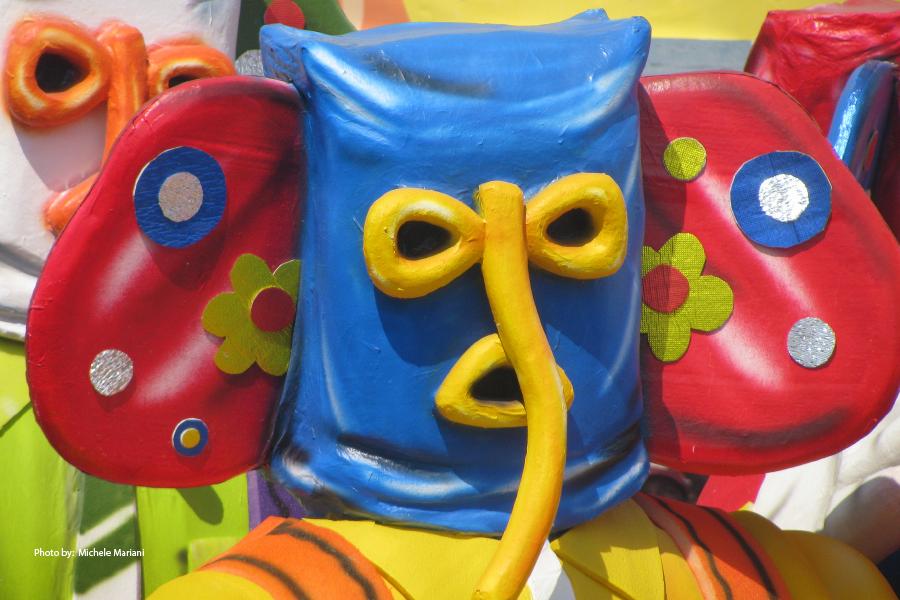 La Marimonda en el Barranquilla Carnaval
