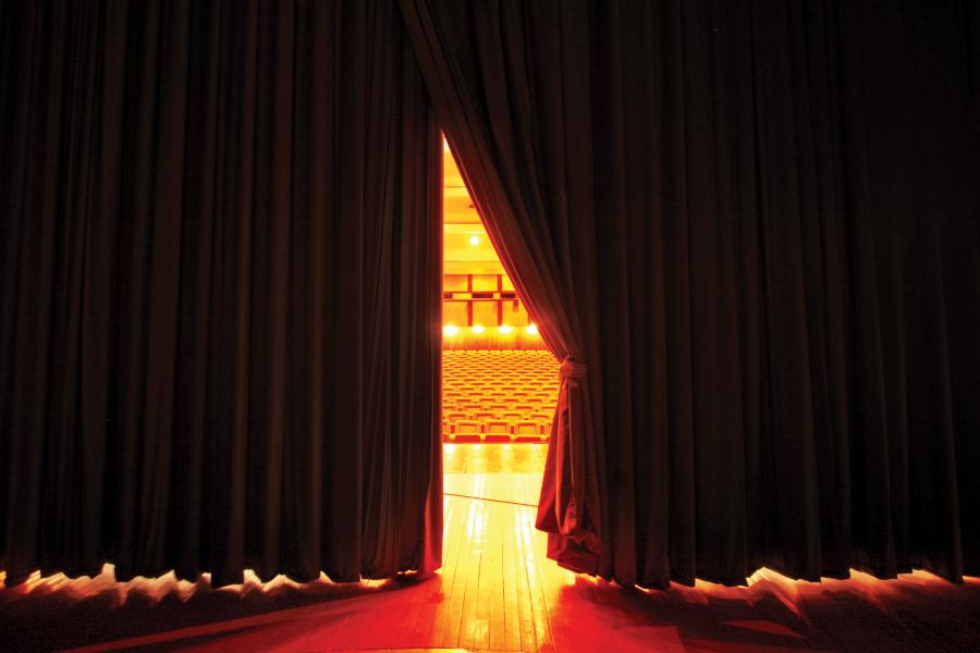 El Teatro Luis M. Arcelay
