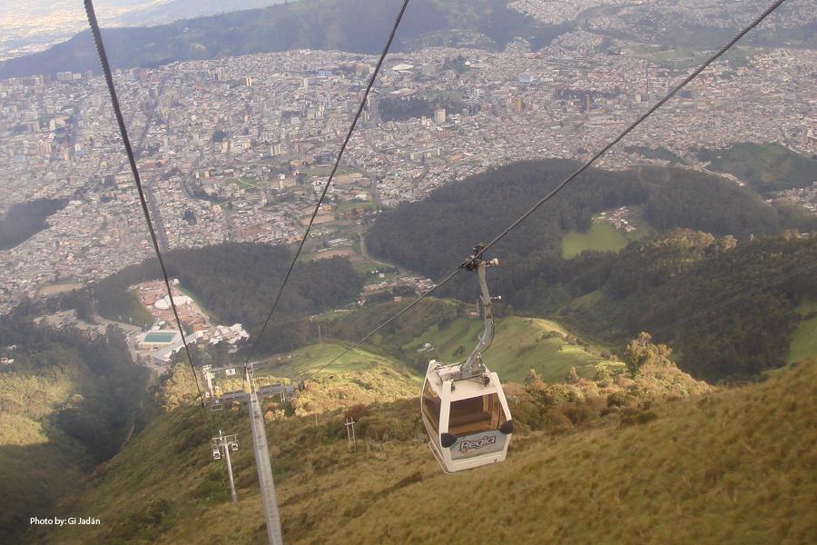 Cabalgar en Quito