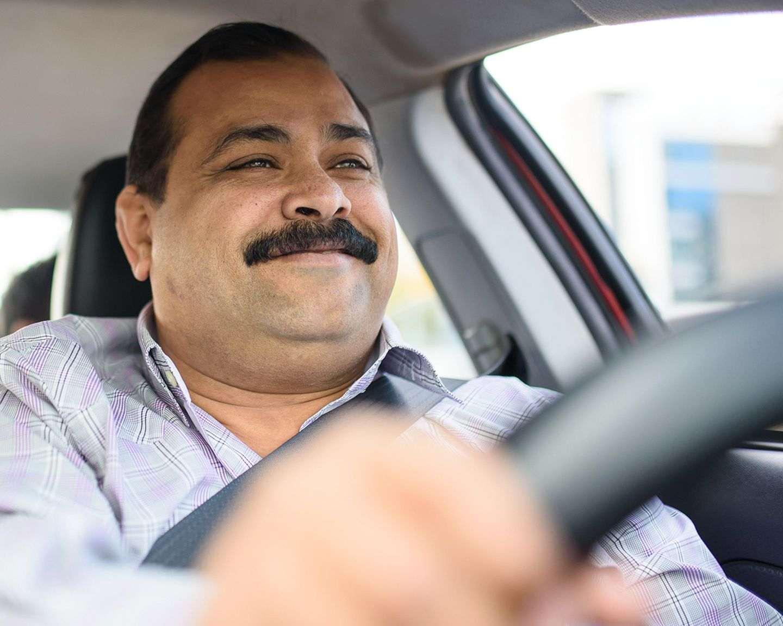 UberXL Dubai