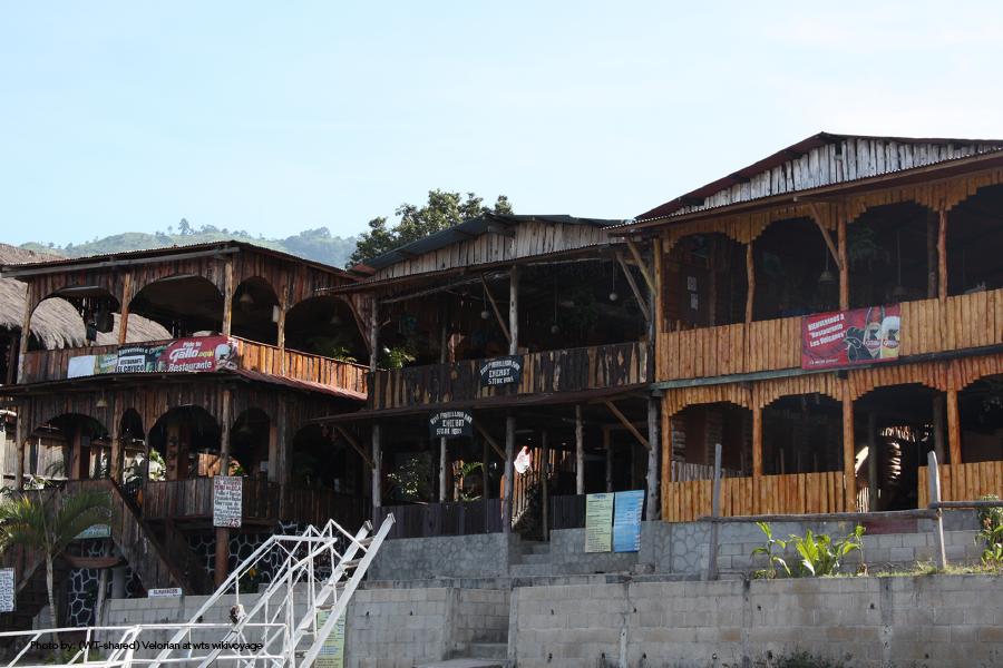 Restaurantes en Panajachel