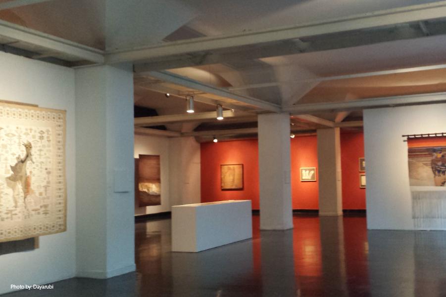 el Centro de Exposiciones SUBTE en Montevideo