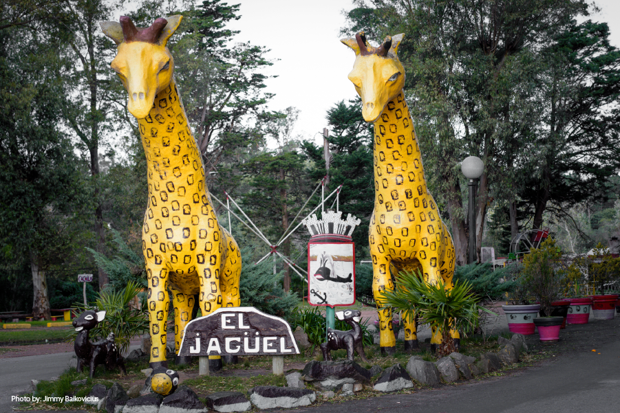 Parque El Jagüel en Punta del Este