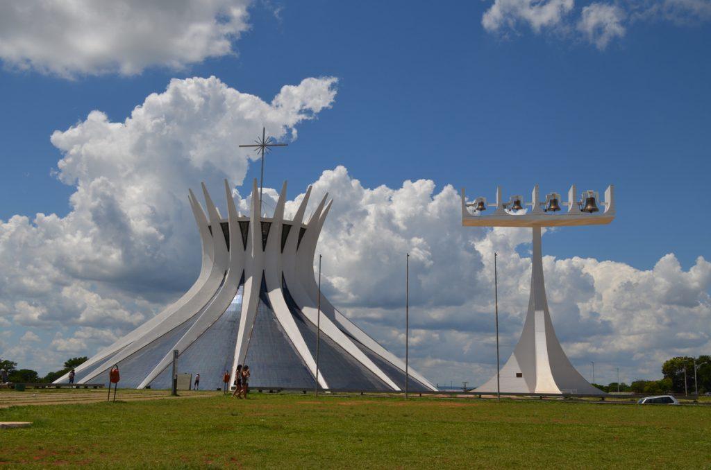 Arquitetura da Catedral de Brasília