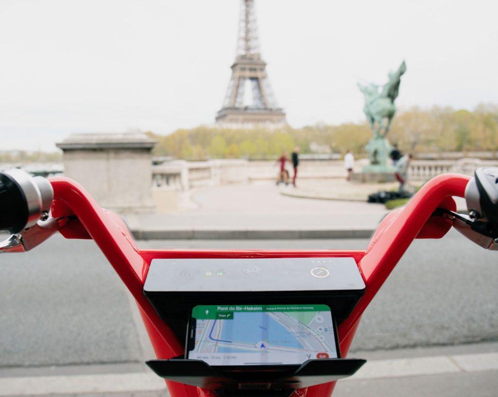 Code de la route et vélo électrique