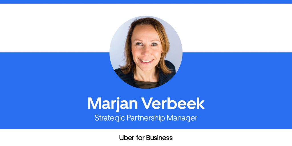 Sustainability articles: Influencer interview: Markan Verbeek, Strategic Partnership Manager