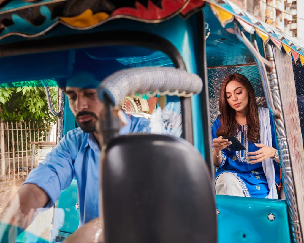 Guide to where you can get an Uber ride in Pakistan.