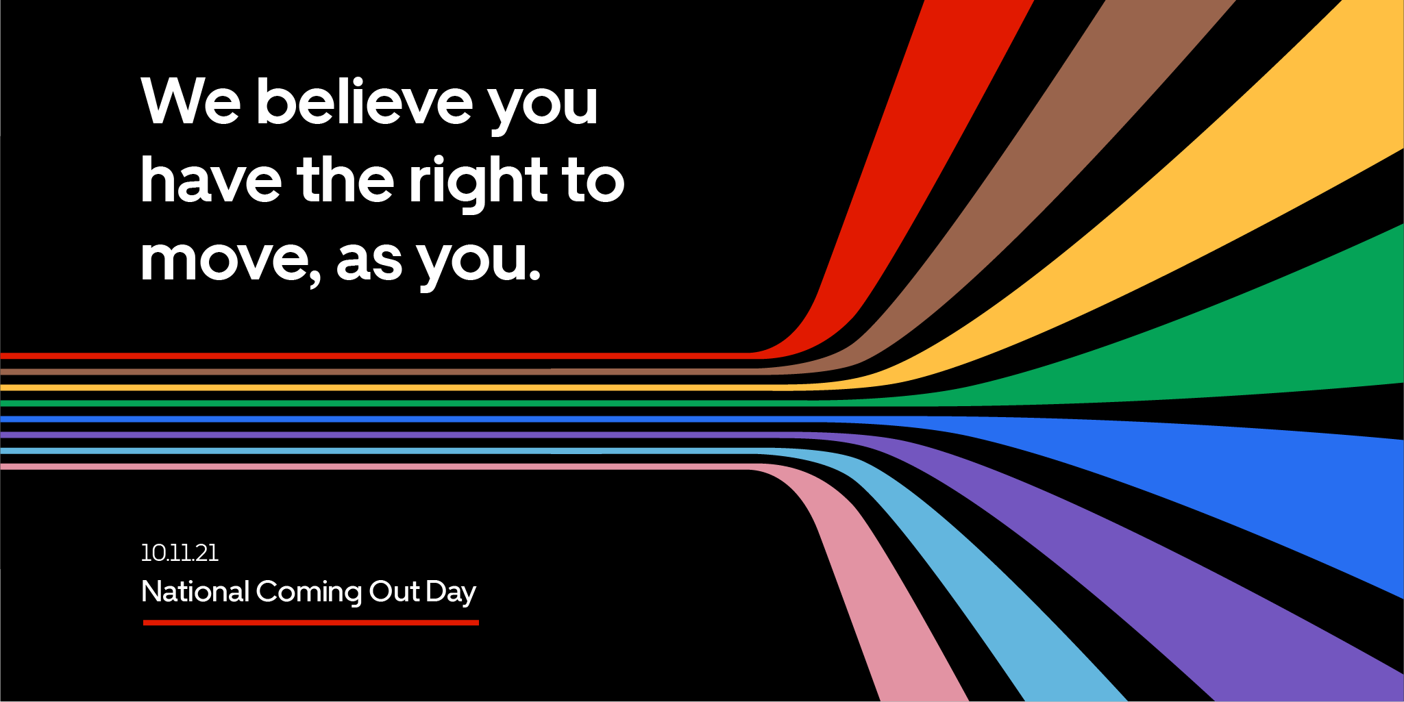National Coming Out Day 2021