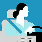 driver uberX new orleans french quarter festival