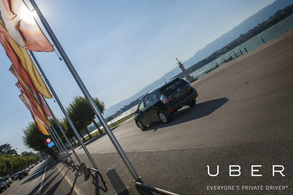 Uber blog lake
