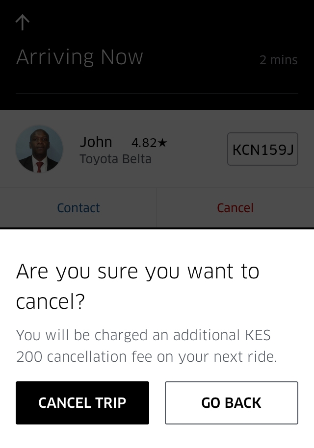 How To Cancel Uber >> Cancellation Fees Uber Blog