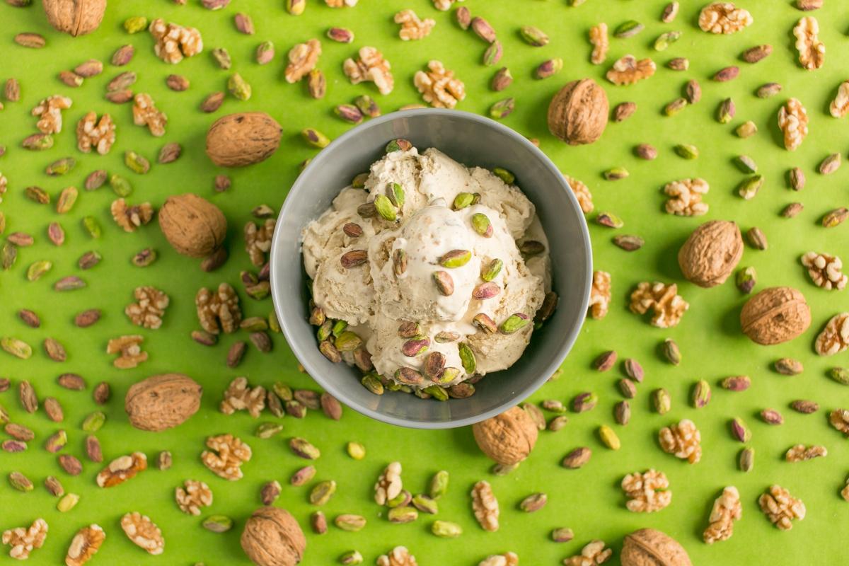 George Calombaris' Caramel & Walnut Baklava Smash