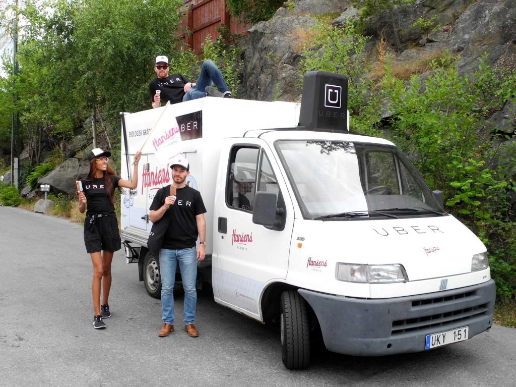 Uber Stockholm Team